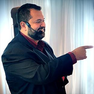 Head Trainer - Rodrigo Huback de Azevedo