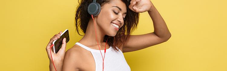 Veja como a música pode aumentar a sua motivação diária