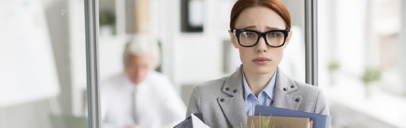 Como lidar com o medo de perder o emprego com o coaching?