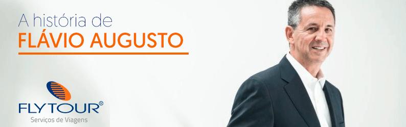 Conheça a história de Eloi  D`Ávila, fundador da Flytour