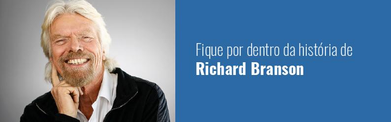 Richard Branson: fique por dentro da história deste empreendedor visionário