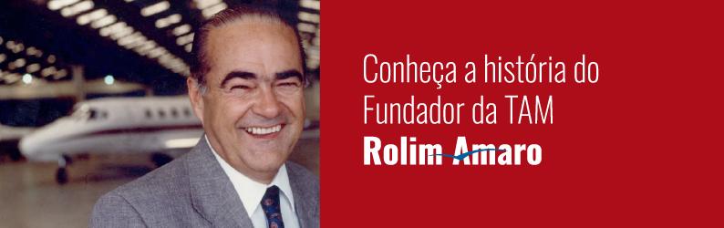 Rolim Amaro: saiba como esse visionário transformou a aviação no Brasil com a TAM