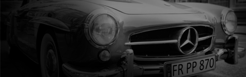Conheça a história da Mercedes-Benz, uma das marcas com mais prestigio no mundo