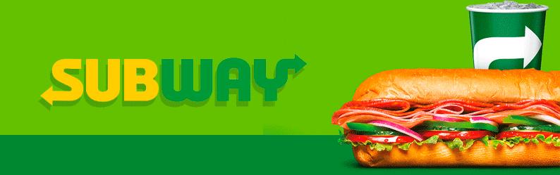 Surpreenda-se com a história da Subway