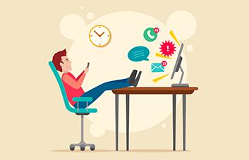 6 sinais claros de procrastinação