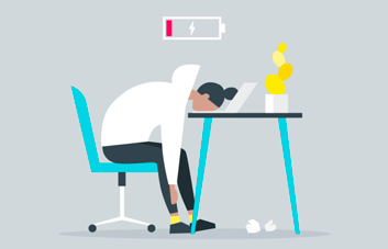 Conheça a síndrome de burnout e o que fazer para amenizá-la