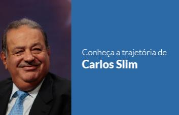 Carlos Slim: conheça a trajetória de sucesso de um dos maiores magnatas da tecnologia
