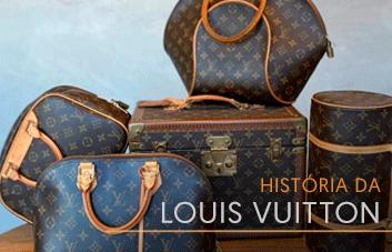 Saiba um pouco mais sobre a história da Louis Vuitton