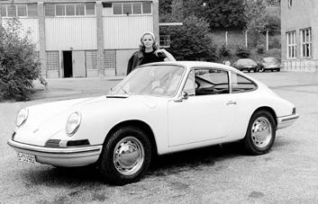 Tenha mais inspiração com a história da Porsche